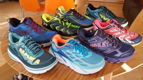 hoka one one running shoes the runners hub